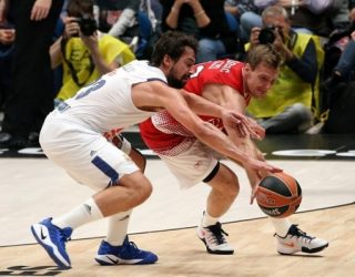 Euroleague, Reali tepër i fortë për Olimpian e Milanos