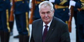 Presidenti çek injoron të mbijetuarin e Holokaustit, shkakton zemërim