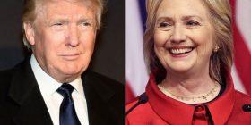 Zgjedhjet presidenciale në SHBA: Ja rezultati i sondazhit të fundit mes Trump dhe Hillary