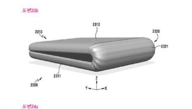 Samsung me smartphone të përthyshëm