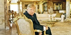 """Donald Trump shet """"Shtëpinë"""" (Foto)"""