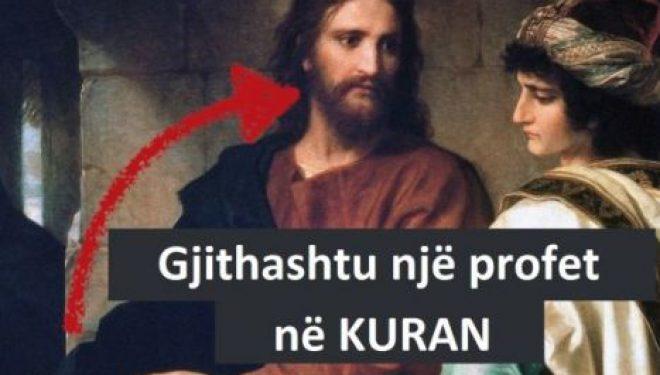 Kështu përshkruhet Jezu Krishti në Islam
