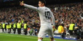 """James i lumtur në Real, refuzon ofertën e """"çmendur"""" nga Kina"""
