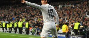 James te Unitedi, i ofrohet fanella e Rooneyt me numër 10