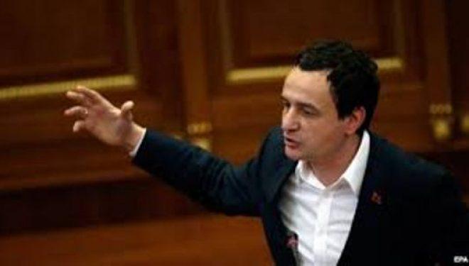 Albin Kurti: Nuk gjej arsye për të festuar pavarësinë e Kosovës