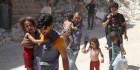 Mes urisë dhe të ftohtit, mijëra civilë presin në ankth të evakuohen nga Aleppo