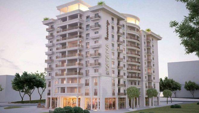 """Filloi ndërtimi dhe shitja e banesave dhe lokaleve në Kompleksin Banesor """"A.R. KATANA"""" në Gjilan"""