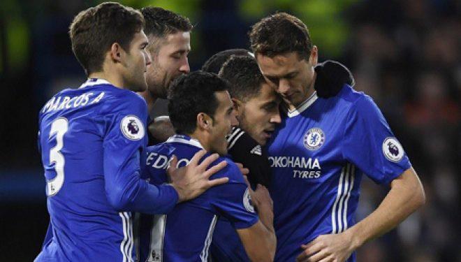 Chelsea i pandalshëm, fitorja e 12 radhazi dhe pa Costa-n