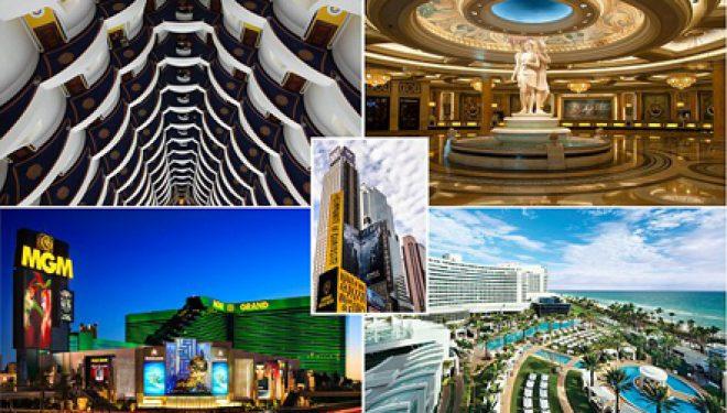 """Hotelet më të """"instagramuar"""" të vitit (Foto)"""