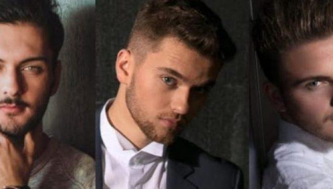 """Pesë shqiptarë në garë për """"Mister Zvicra Frankofone 2017"""""""