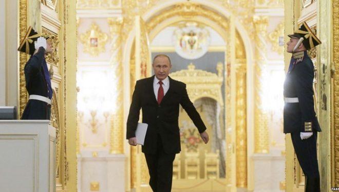 """Putin thotë se Sllovenia është vend """"i mrekullueshëm"""" për takim me Trumpin"""
