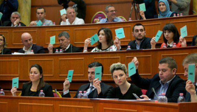 Këshilli Bashkiak i Tiranës miraton buxhetin e vitit 2017