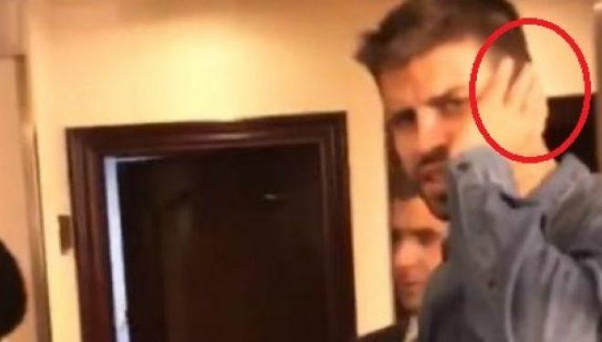 Sulmohet Pique (VIDEO)