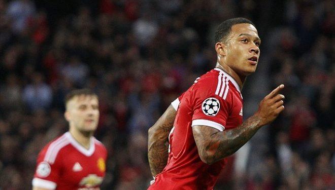 United i tregon çmimin Lyonit për Depay