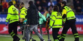 Dëmtoi ligamentin, Busquets mungon dy javë