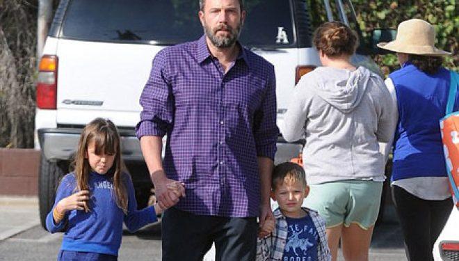 Affleck: Nuk i dua fëmijët e mi në aktrim