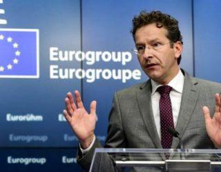 Dijsselbloem: Evropa do të jetë e vetme