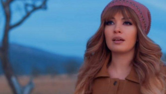 Mimoza Shkodra sjell këngën e re 'E urrej' (Video)