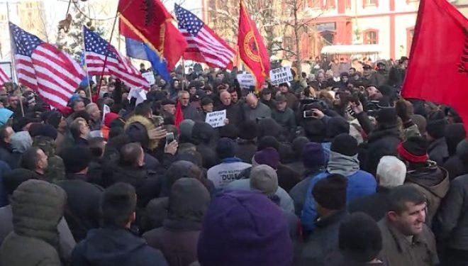 Protesta në Kosovë, Shqipëri e Maqedoni për lirimin e Ramush Haradinajt