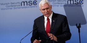 Pence: SHBA-ja mbetet aleati më i madh i Evropës
