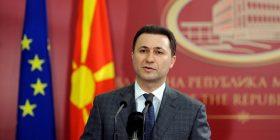 Gruevski: Shqiptarët të llogarisin në VMRO-në, LSDM-ja krijoi perceptime të qëllimshme