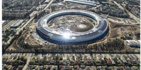Pamje mahnitëse nga kampusi i Apple (Foto)