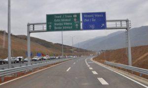 Policia ndalon garën e shpejtësisë në Autostradë