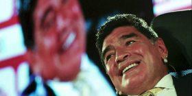 Legjenda e futbollit, Maradona, do e marrë rolin e ambasadorit të FIFA-s