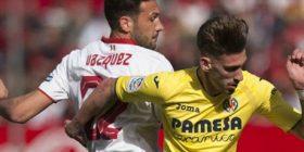 Villarreal ndal ne barazim Sevillan