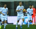 Lazio përmbys Empolin, Atalanta shikon Europën