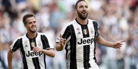 Porto-Juventus, formacionet zyrtare