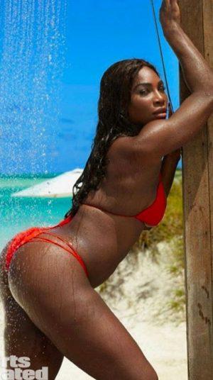Serena Williams, mahnitëse për Sports Illustrated (Foto)