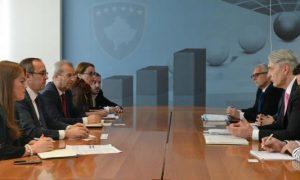 BE mbështetë Kosovën në luftën kundër krimit të organizuar