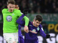 Tjetër humbje për Wolfsburg, Werder fiton 2-1