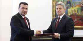 Ivanov zihet ngushtë: Pritet t'ia japë mandatin Zaevit