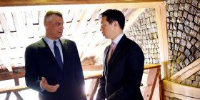 Thaçi drekon me Yee, flasin për transformimin e FSK-së në Ushtri