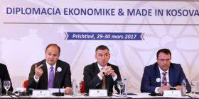 Hoxhaj: Shërbimi diplomatik në shërbim të bizneseve prodhuese të Kosovës