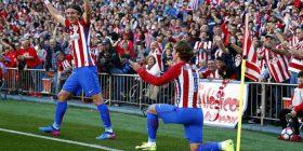 Atletico tregon forcën, 3-1 ndaj Sevillas