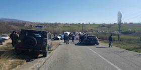 Përfundon protesta kundër Vuçiqit në Padalishtë të Istogut