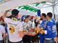 Festa e 'Intelektualëve' në Shkodër para ndeshjes Kosovë – Islandë (FOTO)