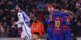 Përforcimi i madh i Barcelonës