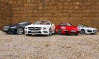 Ja sa para fitojnë BMW, Mercedes dhe Porsche nga çdo veturë që ata shesin