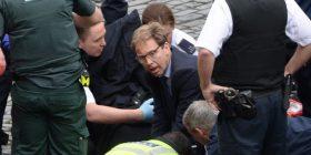 Deputeti hero që u përpoq të shpëtojë policin e plagosur (Foto)
