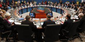 Ministrat e Financave të G20-së heqin dorë nga zotimi për të kundërshtuar proteksionizmin