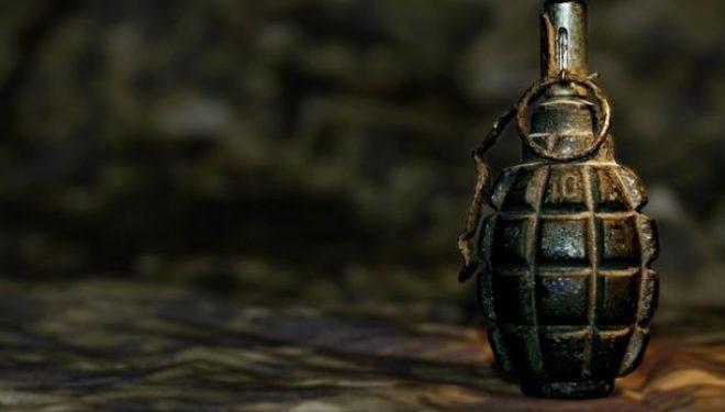 Granatë dore në një objekt të pabanuar në Drenas