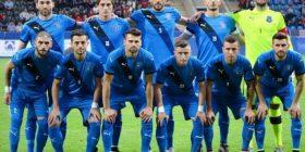 Prezantohen fanellat dhe logoja e re e Kosovës në futboll