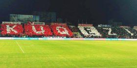 Formacioni i Shqipërisë kundër Italisë (Foto)