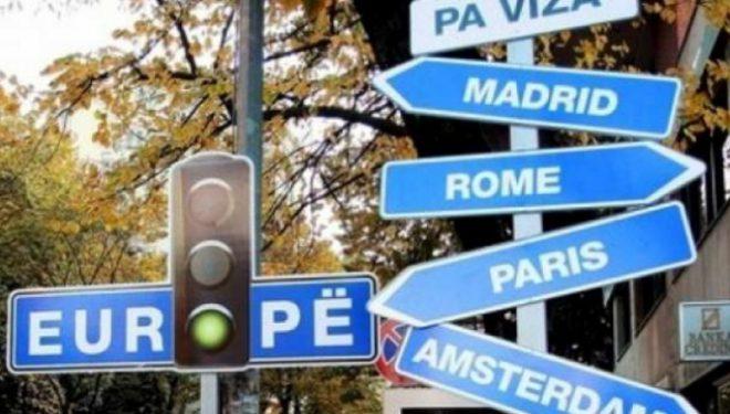 Shtetet ku kosovarët mund të udhëtojnë pa viza
