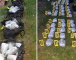 Policia e Kosovës konfiskon mbi 66 kg marihuanë dhe arreston një person