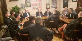Murati diskuton për hapjen e një klase të mësimit shqip në Strasburg